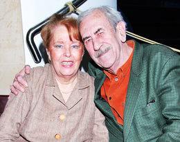 """Mija miesiąc od śmierci Jana Kobuszewskiego. """"Bez niego jest byle jak"""", mówi małżonka"""