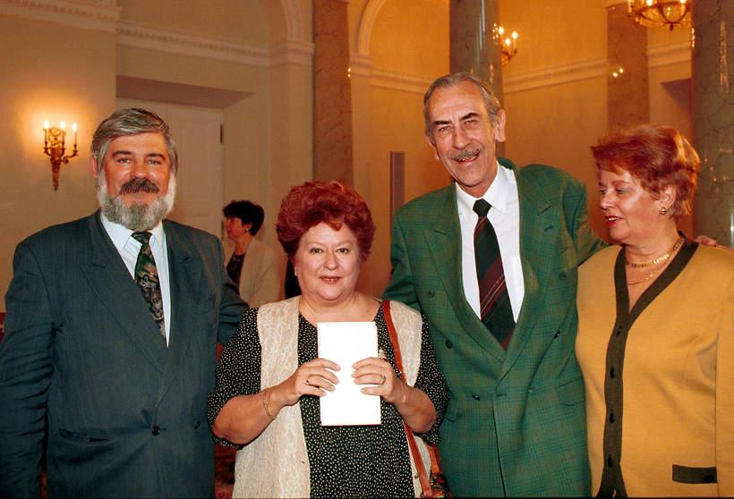 Jan Kobuszewski, Hanna Zembrzuska historia miłości