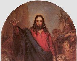 Jan Matejko, Wskrzeszenie Łazarza, Jak wyglądał Jezus