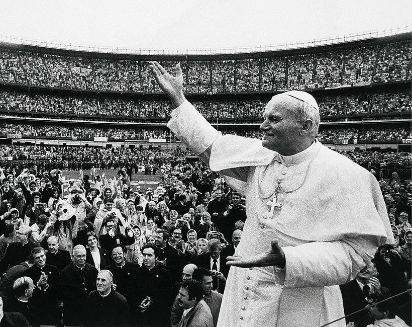 Jan Paweł II, Karol Wojtyła