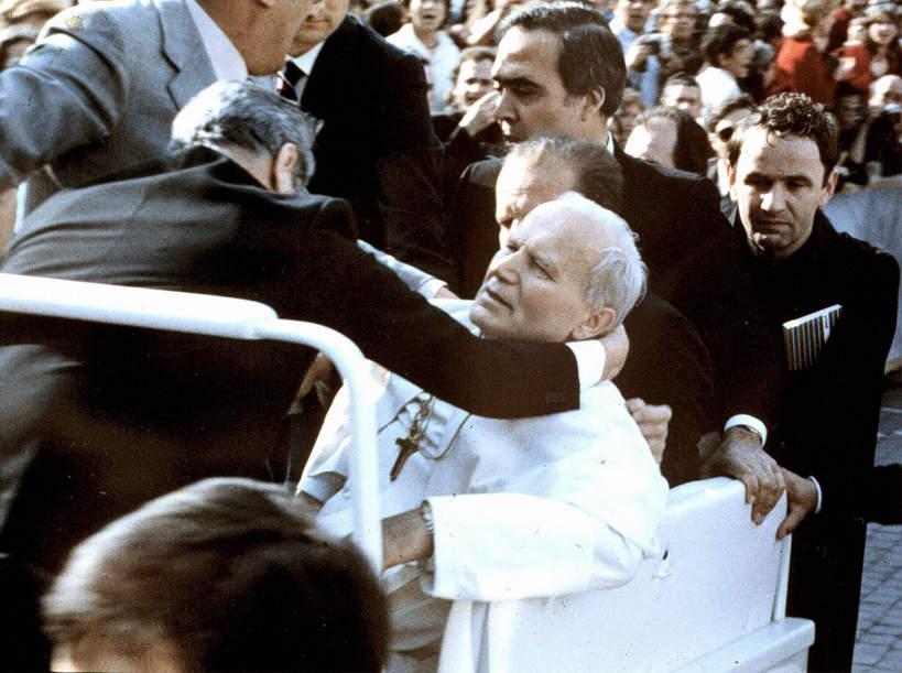 Jan Paweł II, rocznica zamachu