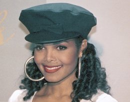 Janet Jackson w 1993 roku