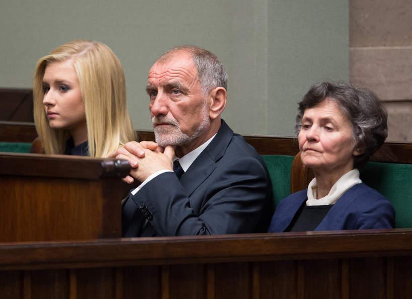 Janina Milewska-Duda, Jan Duda, rodzice Andrzeja Dudy, Kinga Duda