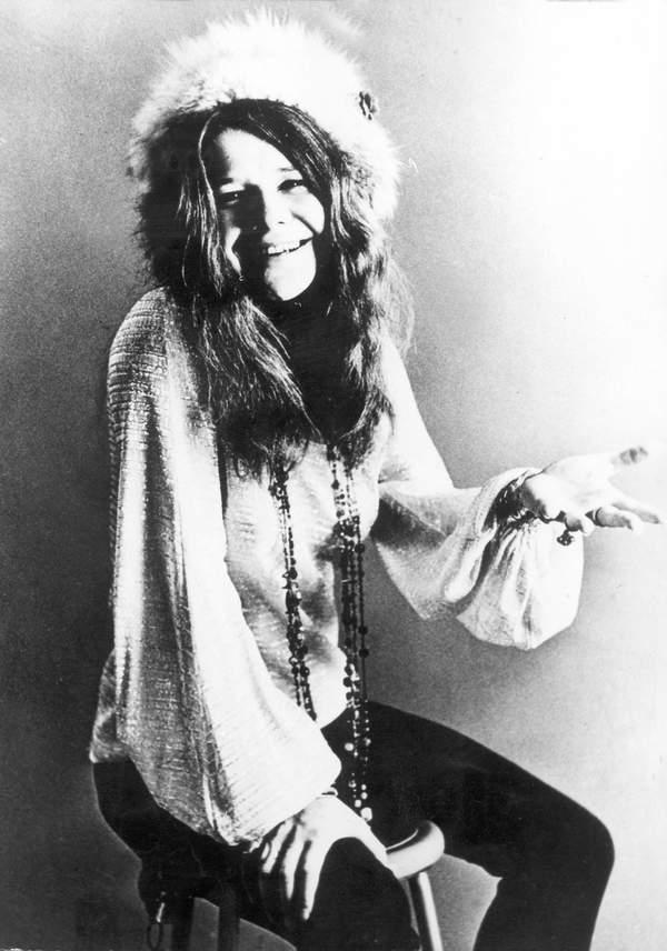Janis Joplin, sesja