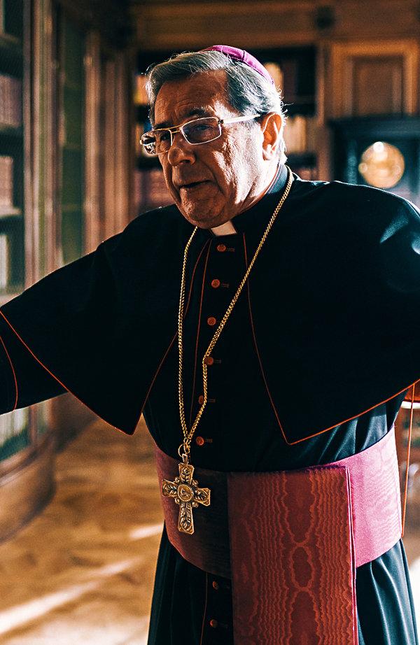 Janusz Gajos, film Kler Wojciecha Smarzowskiego, Wojciech Smarzowski
