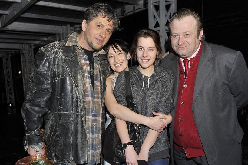 Janusz Józefowicz, Katarzyna Groniec, Marianna Linde, Olaf Lubaszenko, 2011 rok