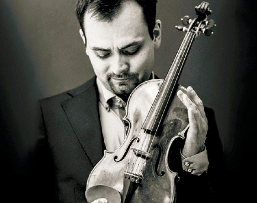 Janusz Wawrowski, album Hidden Violin