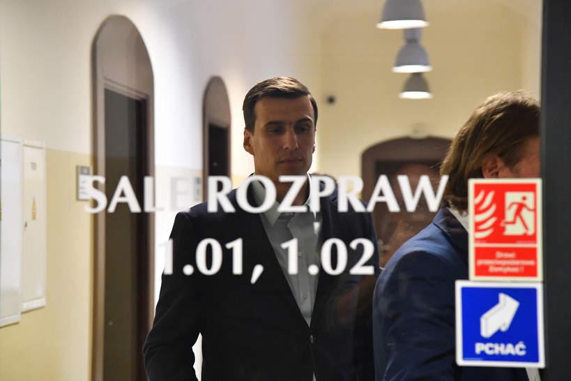 Jarosław Bieniuk, początek procesu 2020, Sopot