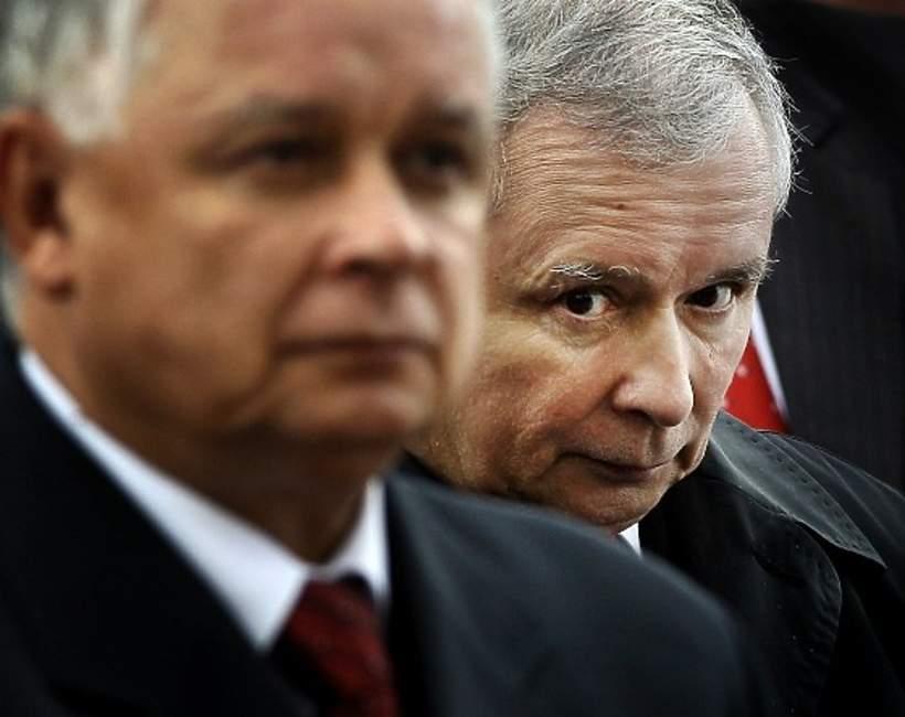 Jarosław Kaczyński, Lech Kaczyński