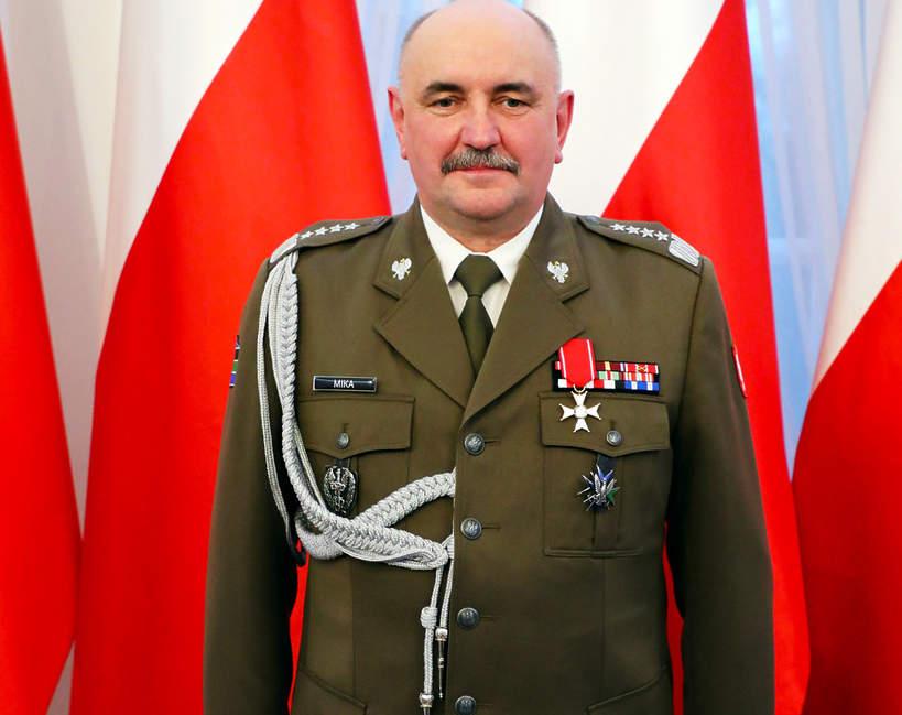 Jarosław Mika, koronawirus, wirus