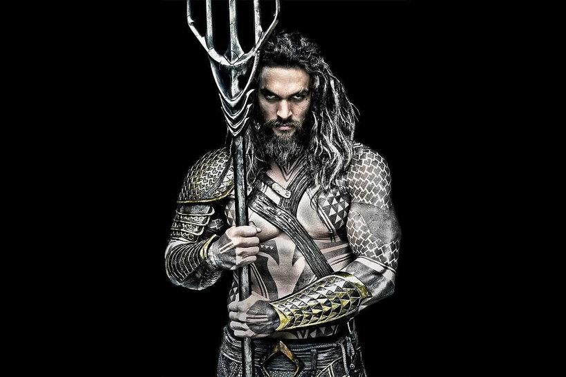 Jason Mamoa jako Aquaman