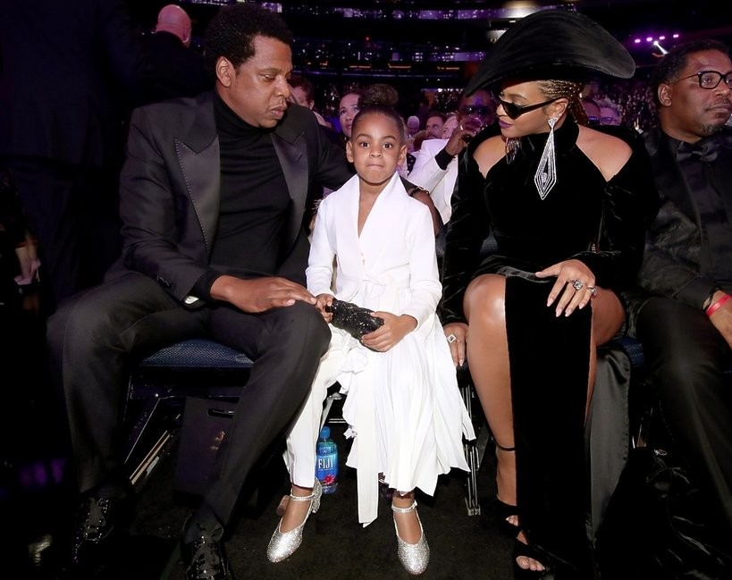 Jay Z, Blue Ivy, Beyonce, Grammy 2018 n