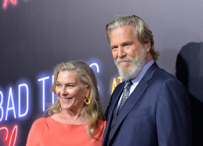 Jeff Bridges, Susan Geston