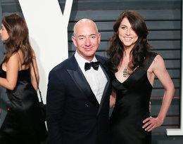 Jeff i MacKenzie Bezos