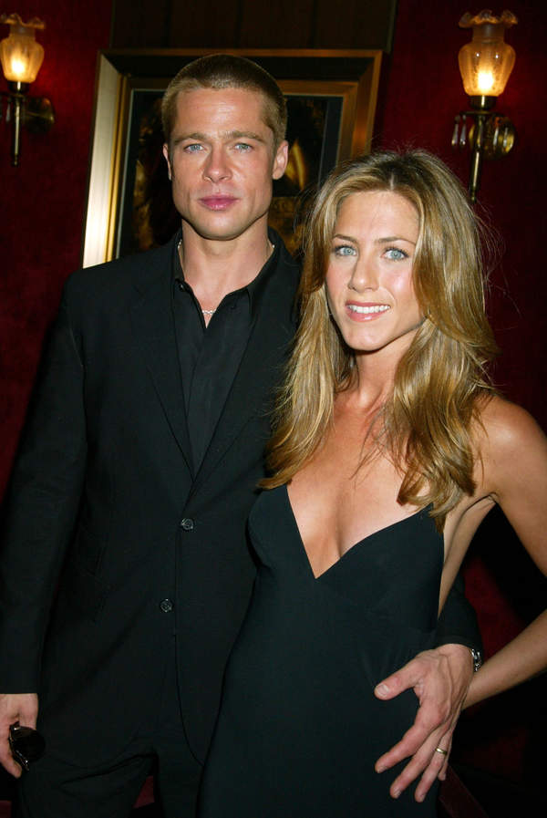 Jennifer Aniston Brad Pitt historia miłości