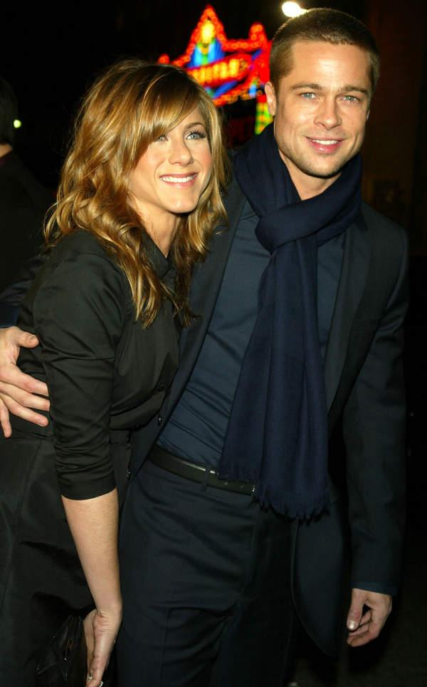 Jennifer Aniston i Brad Pitt znowu razem?