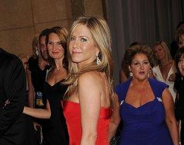 Jennifer Aniston pokazała pierścionek zaręczynowy
