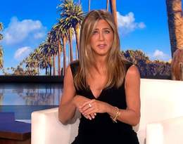 Jennifer Aniston poprowadziła show Ellen DeGeneres i zaskoczyła fanów Friends