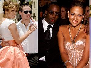 Jennifer Lopez i jej mężczyźni