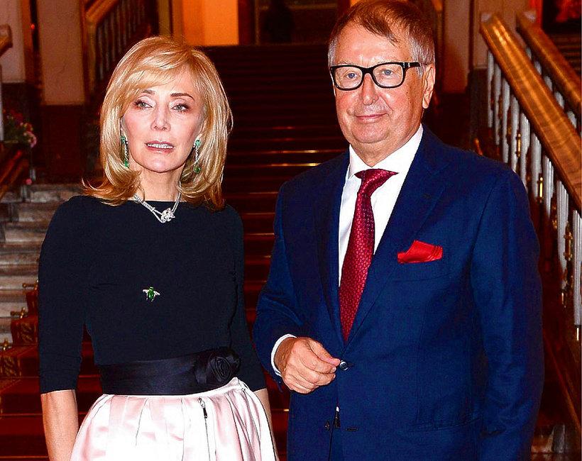 Jerzy i Anna Starakowie