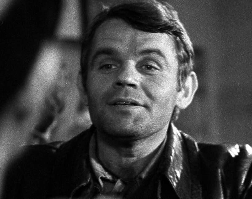 Jerzy Janeczek, kadr z filmu Karabiny, 1981 rok