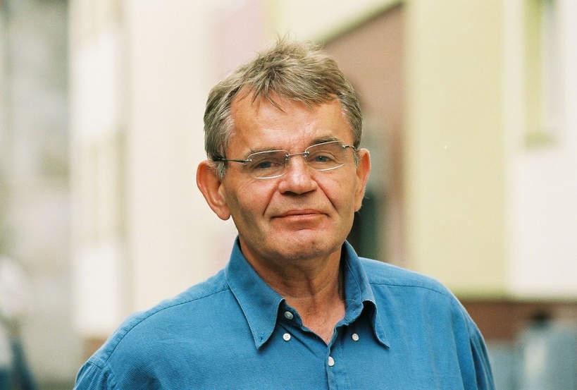 Jerzy Janeczek, Ogolnopolski Festiwal Filmow Komediowych, Lubomierz 08.2006