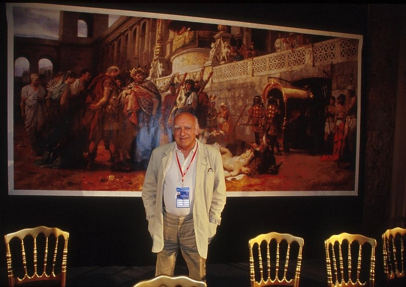 Jerzy Kawalerowicz w Cannes