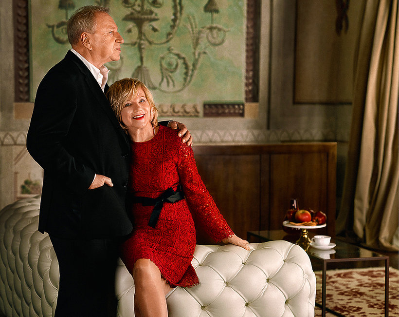 Jerzy Stuhr, Barbara Stuhr, Viva! 2016