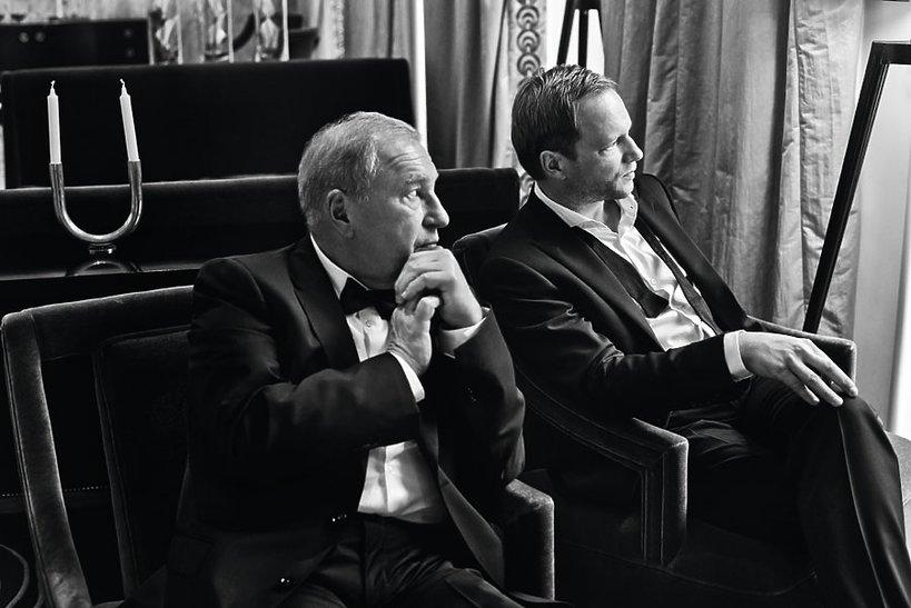 Jerzy Stuhr i Maciej Stuhr, Viva grudzień 2014