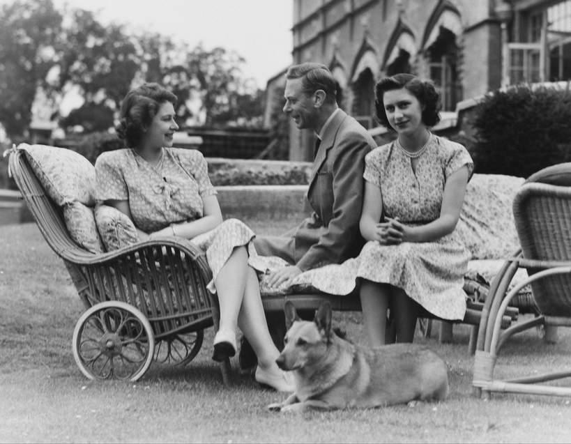 Jerzy VI Windsor, ojciec Elżbiety II
