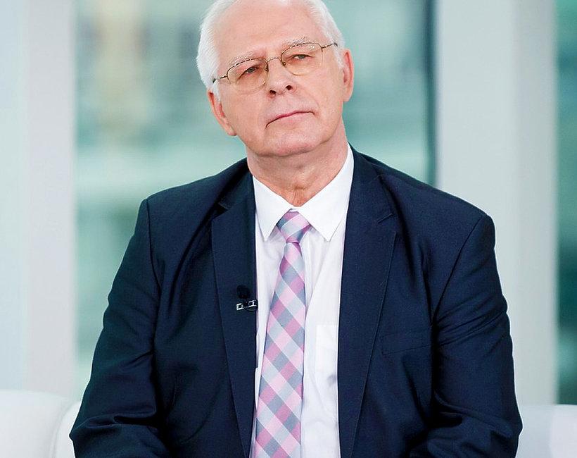 Jerzy Zięba, witamina C