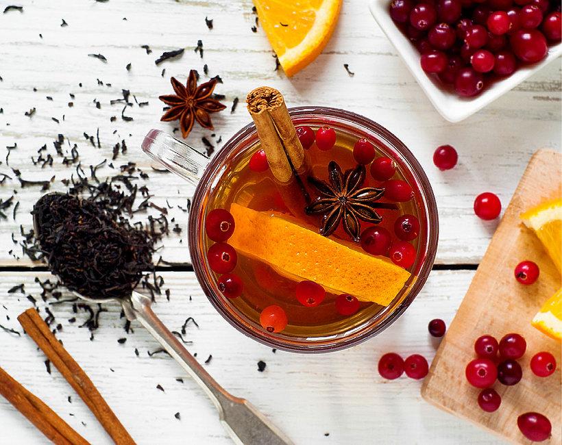 jesienne herbaty
