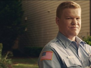 "JESSE PLEMONS as Gary in New Line Cinema's action comedy ""GAME NIGHT,"" a Warner Bros. Pictures release."