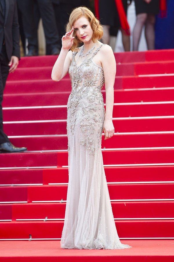 Jessica Chastain, Cannes 2016 rok