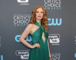Jessica Chastain, Critics Choice Awards 2018
