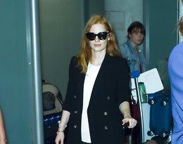 Jessica Chastein w Cannes