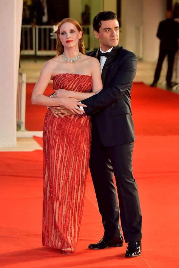 Jessica i Oscar na 1