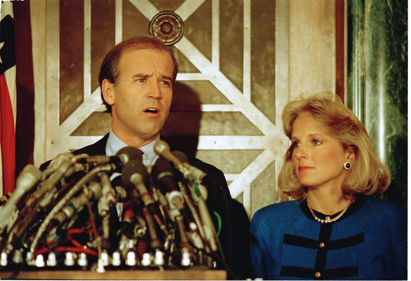 Jill Biden, Joe Biden, 1987 rok