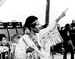 Jimi Hendrix, Festiwal Woodstock 1969 r.
