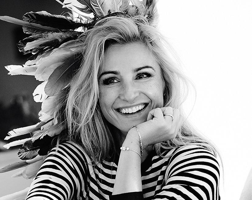 Joanna Brodzik, VIVA! luty 2015