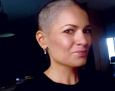Joanna Górska, walka z rakiem