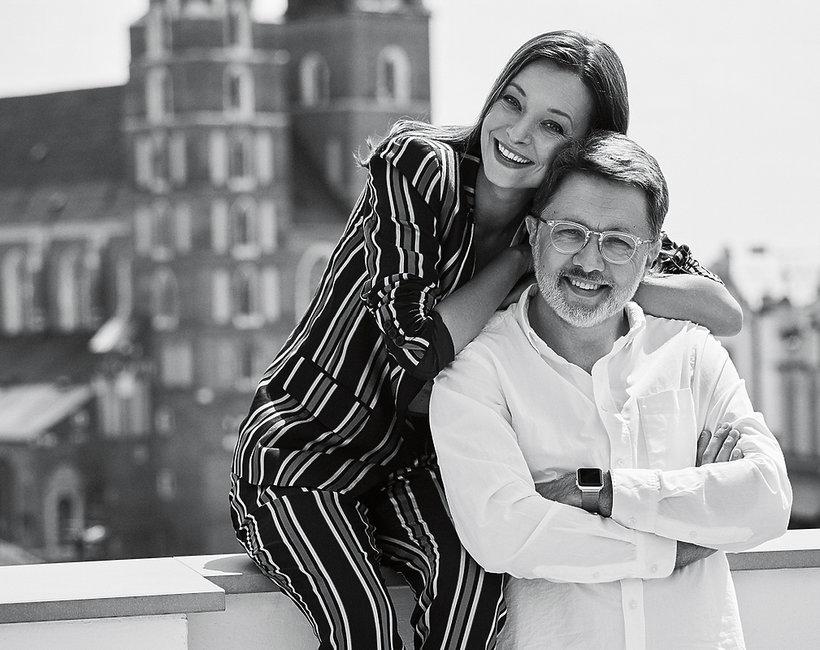 Joanna i Michał Rusinkowie