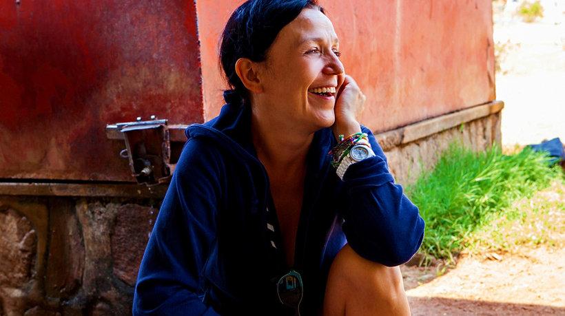 Joanna Kos-Krauze, Viva! grudzień 2015