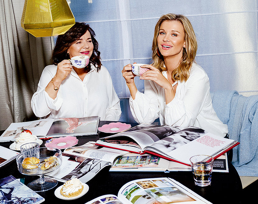 Joanna Krupa, Jolanta i Joanna Krupa, Viva! 6/2019
