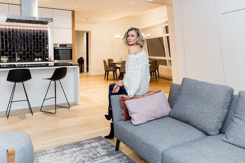 Joanna Krupa, mieszkania gwiazd