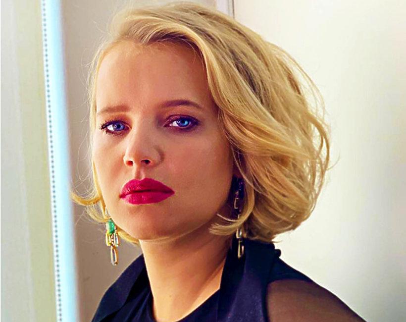 Joanna Kulig makijaż Oscary 2019
