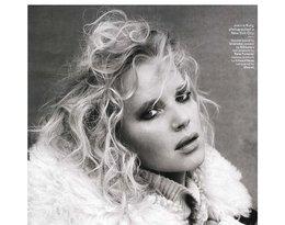 Joanna Kulig na Vanity Fair