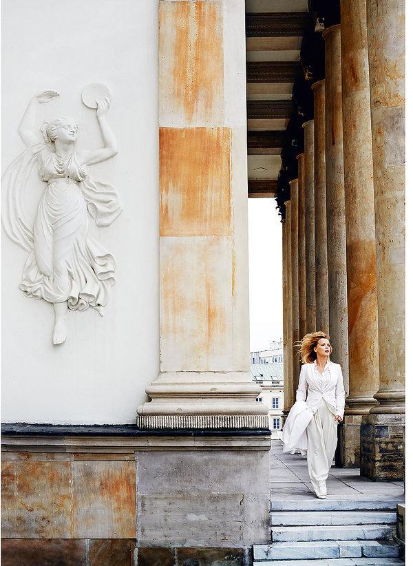 Joanna Kulig, VIVA! wrzesień 2014