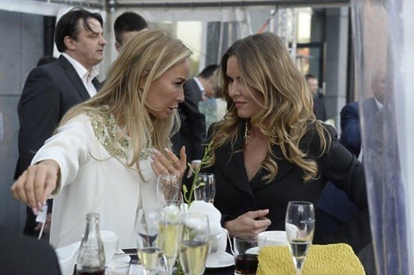 Joanna Przetakiewicz i Hanna Lis