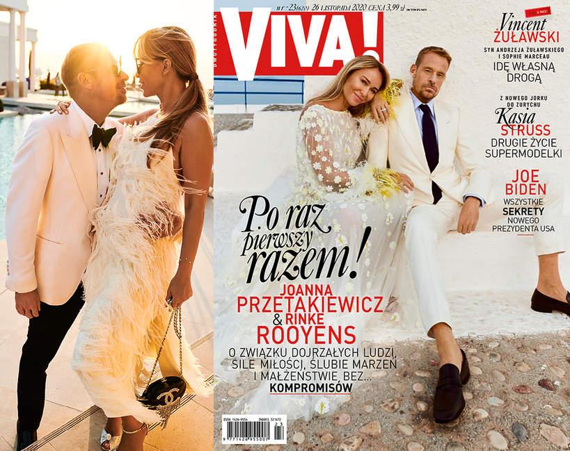 Joanna Przetakiewicz i Rinke Rooyens, VIVA! 23/2020